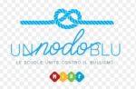 un nodo blu