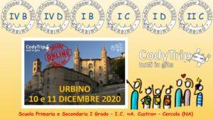 locandina Urbino 10-11 dicembre